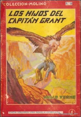 Edición Molino de Los hijos del capitán Grant