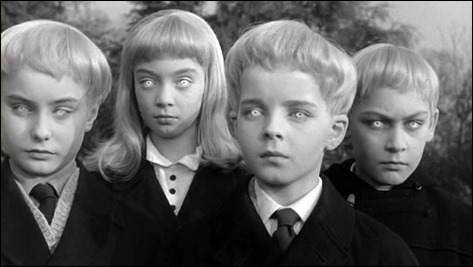 Los niños terribles de Village of the Damned