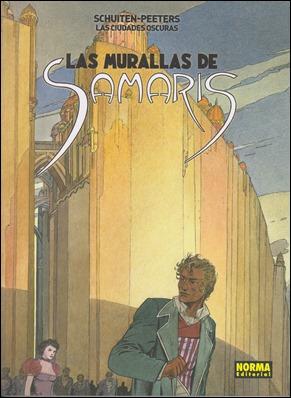 Nueva edición española de Las murallas de Samaris