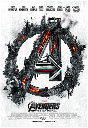 Curioso poster de Vengadores La era de Ultron