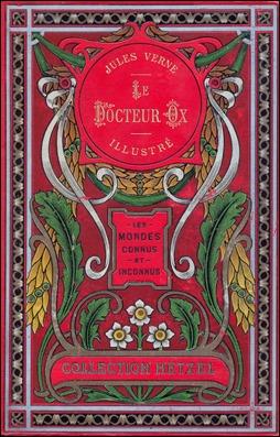 Edición original de Una fantasía del dr. Ox