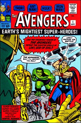 El mítico número 1 de The Avengers