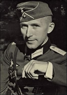 Ernst Jünger, el posible modelo del comandante von Ebrennac