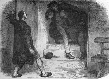 La accidentada subida a la torre del burgomaestre y el concejal