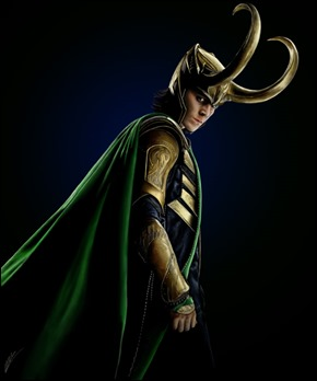 Tom Hiddleston es Loki