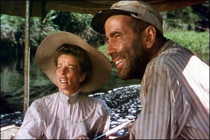 Inolvidables Charlie y Rosie, Bogart y Hepburn