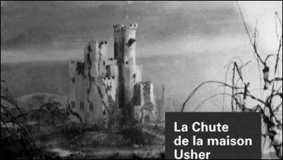 La Casa Usher en la película de Epstein