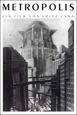 La inolvidable Torre de Babel desde donde el Amo de Metrópolis dirige su ciudad