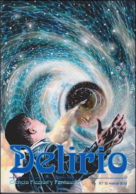 Portada de Delirio 15