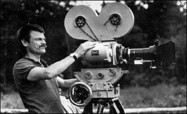 El gran director ruso Andrei Tarkovski