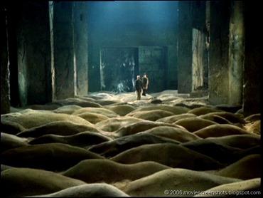 En el umbral de la Habitación, las dunas