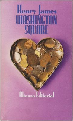 Portada de Daniel Gil para la edición de Alianza de Washington Square