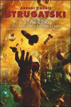 Portada de Stalker en la edición Gigamesh