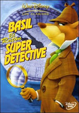 Poster de Basil, el reatón superdetective
