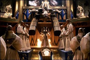Un siniestro culto a Osiris en pleno centro de Londres