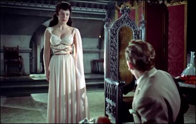 Valerie Gaunt, la mujer-vampiro del Drácula de Fisher