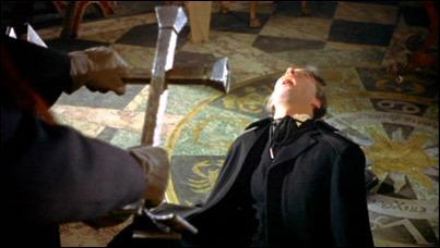Van Helsing derrota a Drácula