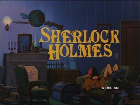 Cortinilla de Sherlock Holmes