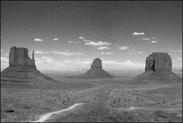 El increíble Monument Valley de John Ford