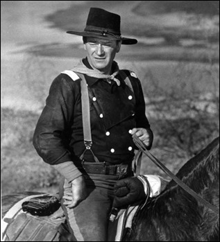 John Wayne, el eterno caballero del oeste