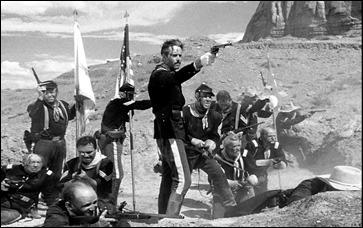 La última batalla de Custer-Thursday