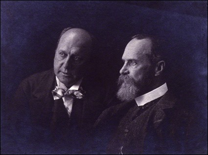 NPG x18720; Henry James; William James