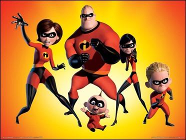 Los Increíbles, uno de los peores films de Pixar