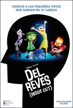 Poster de Del revés