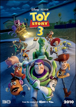 Poster de  Toy Story 3