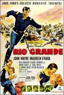 Río Grande, el último título de la trilogía