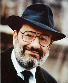 Umberto Eco... con cierto aire a Sean Connery