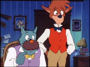 Watson y Holmes, por Miyazaki