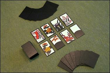 Baraja de cartas hanafuda