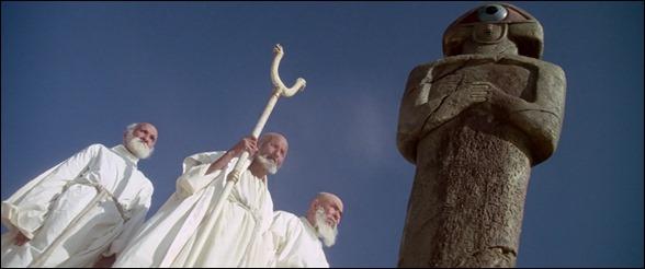 Los inescrutables sacerdotes y el extraño dios del Kafiristán