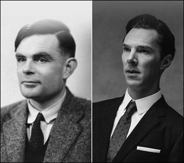 De Alan Turing a Benedict Cumberbatch