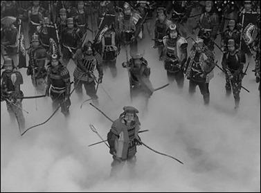 El final, con la niebla, se acerca para Washizu