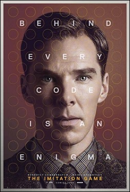 Excelente cartel de The Imitation Game