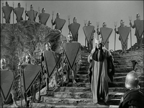 Geometría y abstracción para Macbeth-Welles