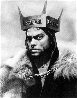 La increíble corona de Welles-Macbeth