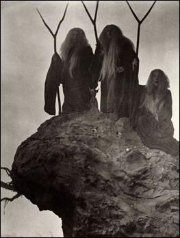Las geniales brujas de Macbeth
