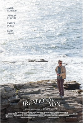 Poster de Irrational Man