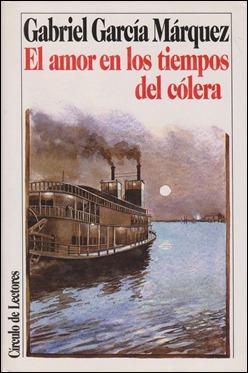 Bonita edición de El amor en tiempos del cólera, por Círculo de Lectores