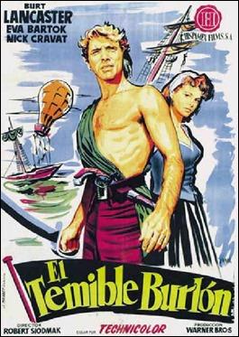 Poster de El temible burlón
