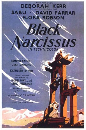 Poster de Narciso Negro