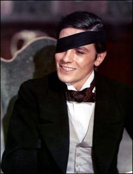 Alain Delon, el joven Tancredi