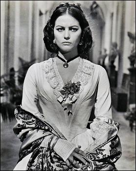 Bella y siempre sensual Claudia Cardinale