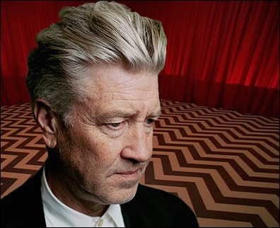 David Lynch y sus cortinajes rojos