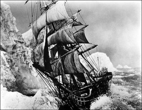 El barco de El demonio del mar