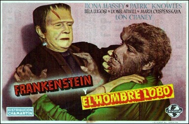 Frankenstein y el hombre lobo, el origen del spanish horror