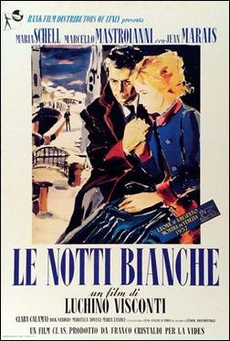 La obra maestra de Visconti, Noches blancas
